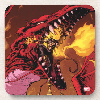 Iron Fist And Shou-Lau Coaster