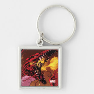 Iron Fist And Shou-Lau Key Ring