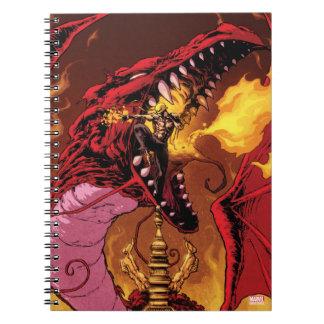 Iron Fist And Shou-Lau Notebooks