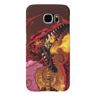 Iron Fist And Shou-Lau Samsung Galaxy S6 Cases