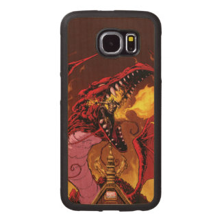 Iron Fist And Shou-Lau Wood Phone Case