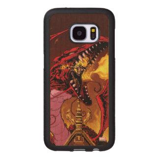Iron Fist And Shou-Lau Wood Samsung Galaxy S7 Case