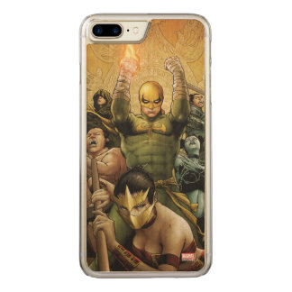 Iron Fist And The Immortal Weapons Carved iPhone 8 Plus/7 Plus Case