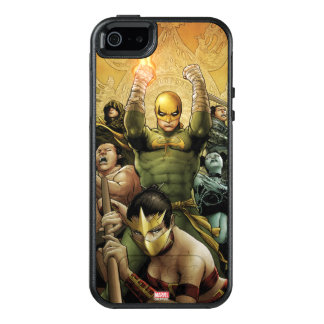 Iron Fist And The Immortal Weapons OtterBox iPhone 5/5s/SE Case