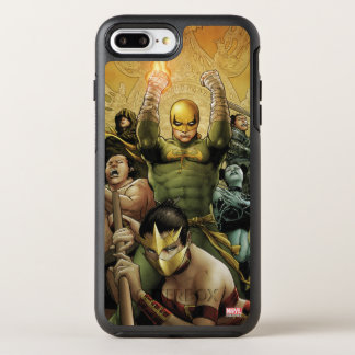 Iron Fist And The Immortal Weapons OtterBox Symmetry iPhone 8 Plus/7 Plus Case