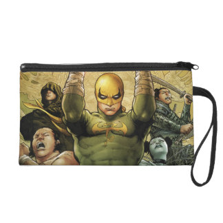 Iron Fist And The Immortal Weapons Wristlet