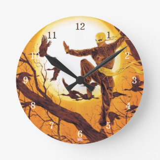Iron Fist Balance Training Round Clock