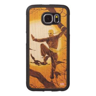 Iron Fist Balance Training Wood Phone Case