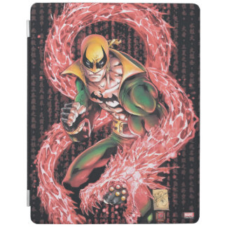 Iron Fist Chi Dragon iPad Cover
