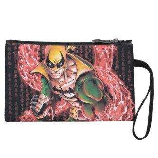 Iron Fist Chi Dragon Wristlet