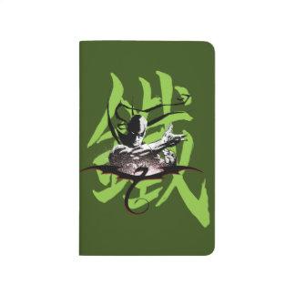 Iron Fist Chinese Name Graphic Journal