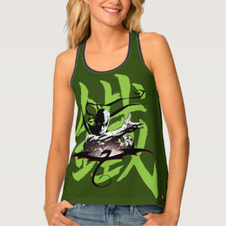 Iron Fist Chinese Name Graphic Singlet