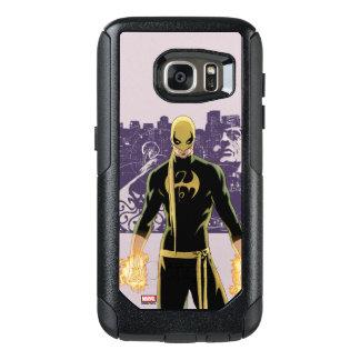 Iron Fist City Silhouette OtterBox Samsung Galaxy S7 Case