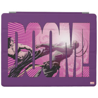 Iron Fist Doom iPad Cover