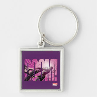Iron Fist Doom Key Ring