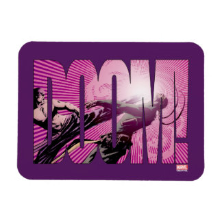 Iron Fist Doom Magnet