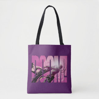 Iron Fist Doom Tote Bag