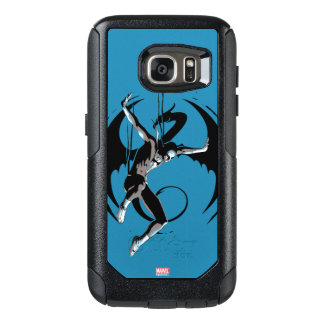 Iron Fist Dragon Landing OtterBox Samsung Galaxy S7 Case