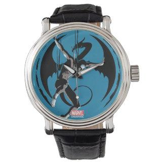 Iron Fist Dragon Landing Watch