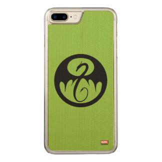 Iron Fist Logo Carved iPhone 8 Plus/7 Plus Case