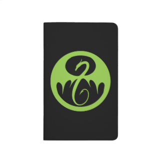 Iron Fist Logo - Green Journal
