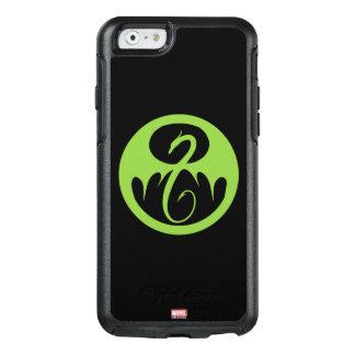 Iron Fist Logo - Green OtterBox iPhone 6/6s Case
