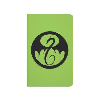 Iron Fist Logo Journal