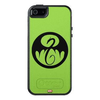 Iron Fist Logo OtterBox iPhone 5/5s/SE Case