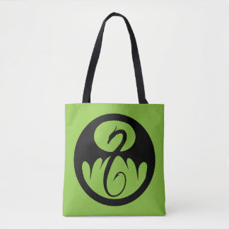 Iron Fist Logo Tote Bag