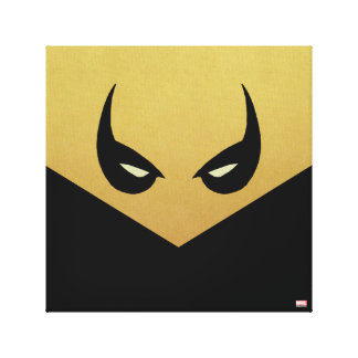 Iron Fist Mask Canvas Print