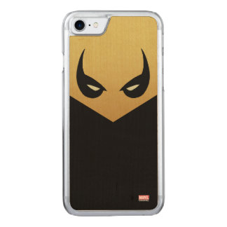 Iron Fist Mask Carved iPhone 8/7 Case