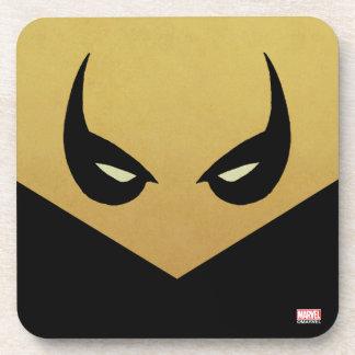 Iron Fist Mask Coaster