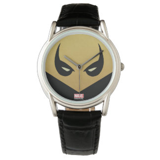 Iron Fist Mask Watch