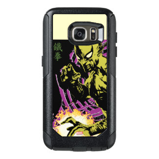 Iron Fist the Living Weapon OtterBox Samsung Galaxy S7 Case