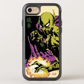 Iron Fist the Living Weapon OtterBox Symmetry iPhone 8/7 Case
