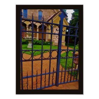 Iron Gate Poster