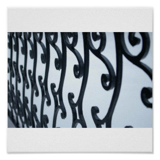 Iron Gate print