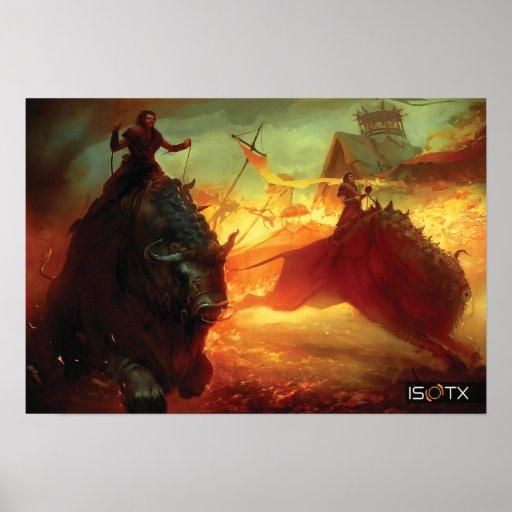 Iron Grip: Marauders Poster