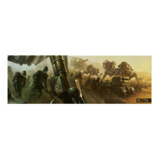 Iron Grip Warlord Print