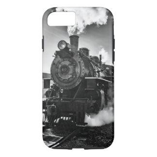 Iron Horse - Antique Steam Train iPhone 8/7 Case