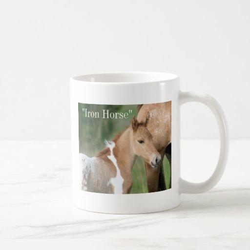 Iron Horse, arrowrockspanishmustangs.com, Arrow... Coffee Mug