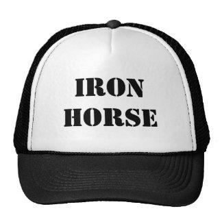 IRON HORSE BASEBALL CAP