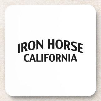 Iron Horse California Drink Coaster