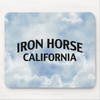 Iron Horse California Mouse Pads