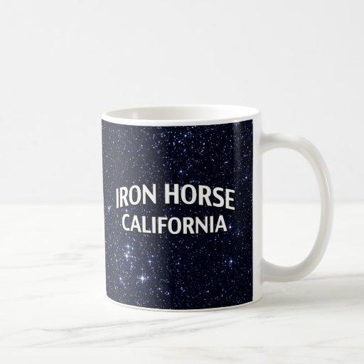 Iron Horse California Mugs