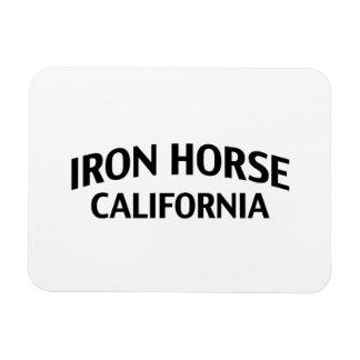 Iron Horse California Flexible Magnets