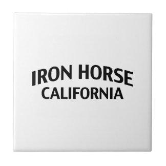 Iron Horse California Tile