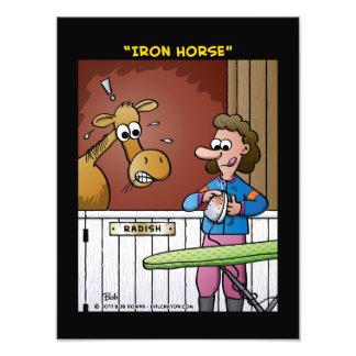 """Iron Horse"" Photo Print"
