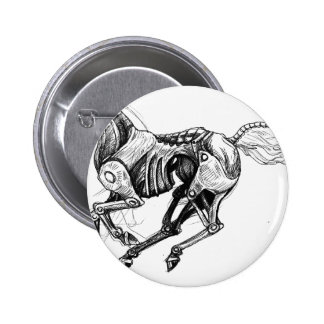 Iron Horse Pin