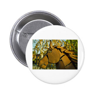 Iron Horse Pinback Button